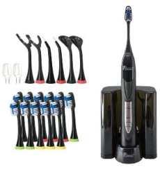 Pursonic S520 Black Ultra High Powered Sonic Toothbrush