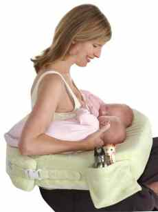 My Brest Friend Twins Plus Deluxe Nursing Pillows