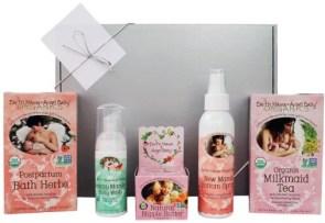 Earth Mama New Mom Organic Gift Box