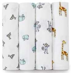 Aden + Anais Classic Muslin Swaddle Blanket