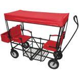 EasyGoWagon Folding Collapsible Utility Wagon