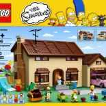 Lego Simpsons house