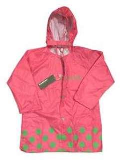 Vinaka Children Kid's Waterproof Cartoon Raincoat