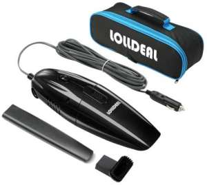 Lolldeal Portable Hand Car Cleaner