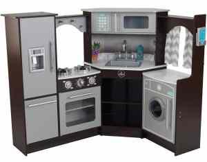 KidKraft Ultimate Corner Play Kitchen Set