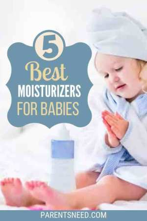 Find the best moisturizer for your baby