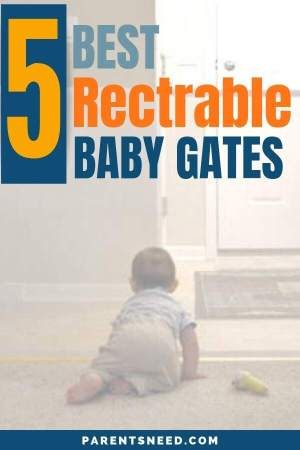 Reviews of the top 5 best retractable baby gates