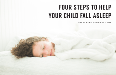 Four Steps for your Children to Fall Asleep