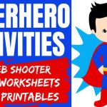 Superhero Activities For Kids Free Worksheets Diy Crafts Parent Vault Educational Resources Lesson Plans Virtual Classes