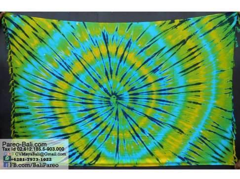 pbtd1-1 Tie Dye Sarongs Bali