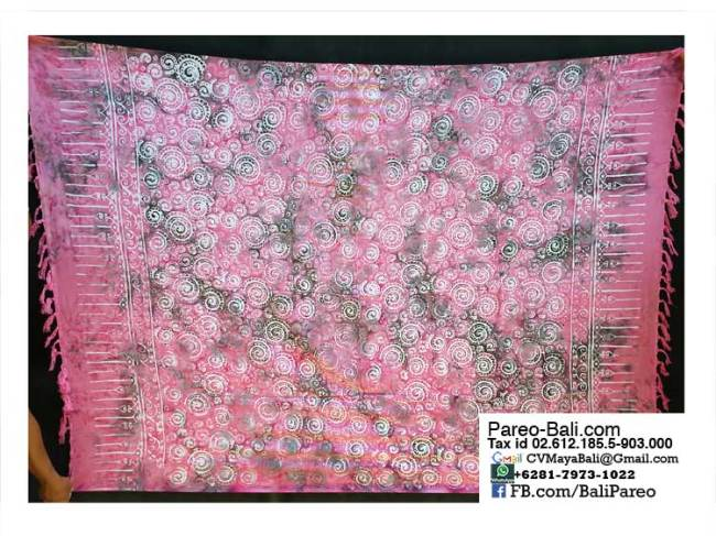 pastmp1-34-stamp-sarongs-pareo-bali-indonesia