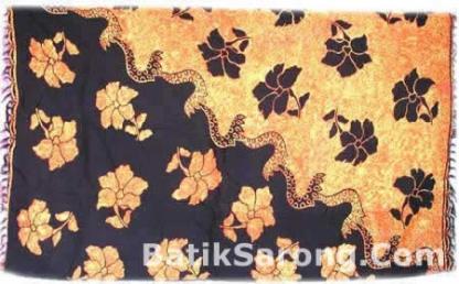 Printed Sarongs Bali Indonesia