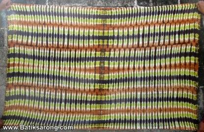 Stripes Sarongs Bali Indonesia