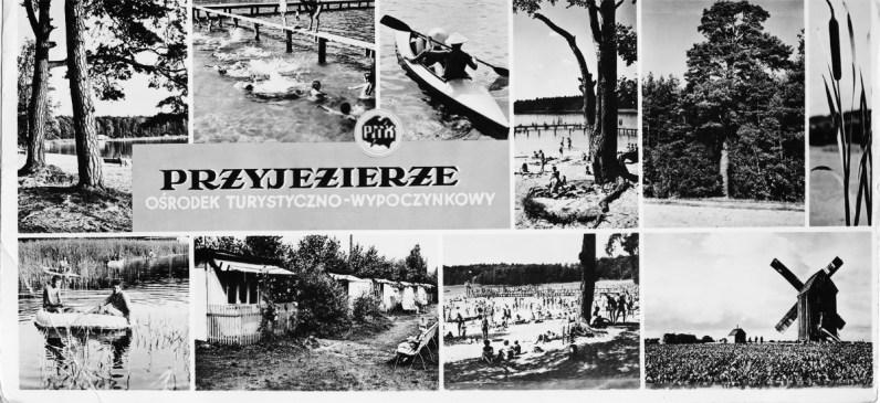 Kartka pocztowa / Przyjezierze