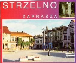 Kartka pocztowa widok na Rynek