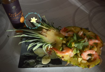 Salade ananas, crevettes, avocat 22 08 16 (3)