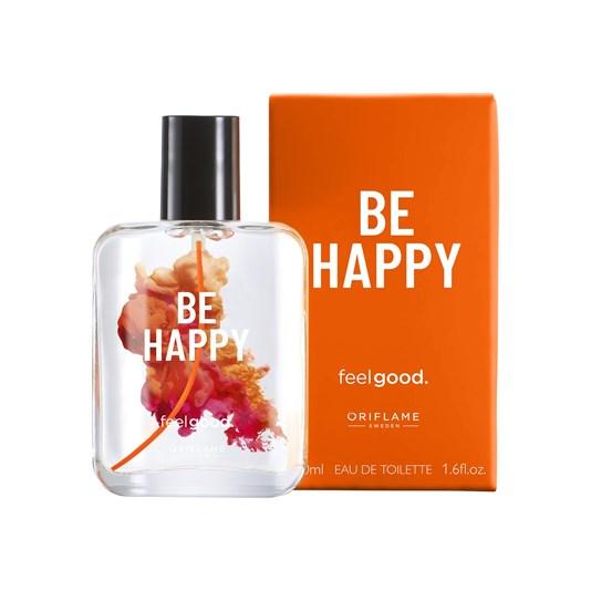 Вдохновляющая туалетная вода Be Happy