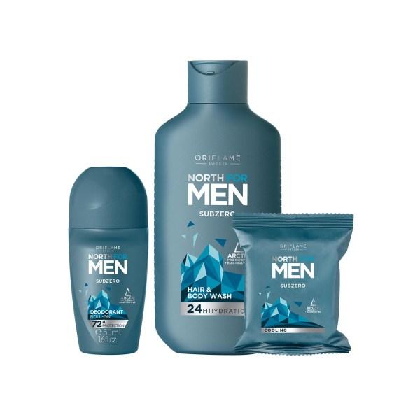 Набор North For Men Subzero