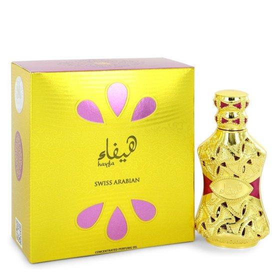 Hayfa Oil Huile Swiss Arabian