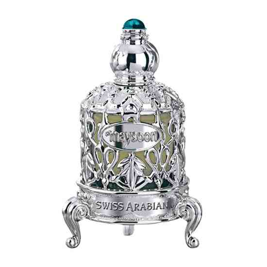 Maysoon Swiss Arabian Oil Huile Bottle