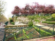 Promenade Plantée Rue Daumesnil.
