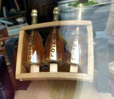 Viaduc des Arts. Zlaté šampaňské?