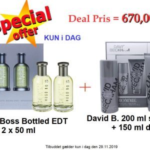 friday deal offer