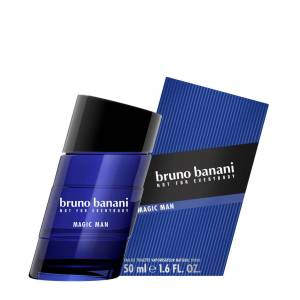 Bruno Banani Magic Man 50 ml eau de toilette spray. - Parfum