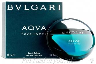BVLgari AQVA pour homme eau de toilette 50 ml parfum