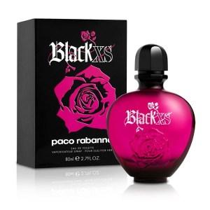 Paco Rabanne Black XS 80 ml eau de toilette