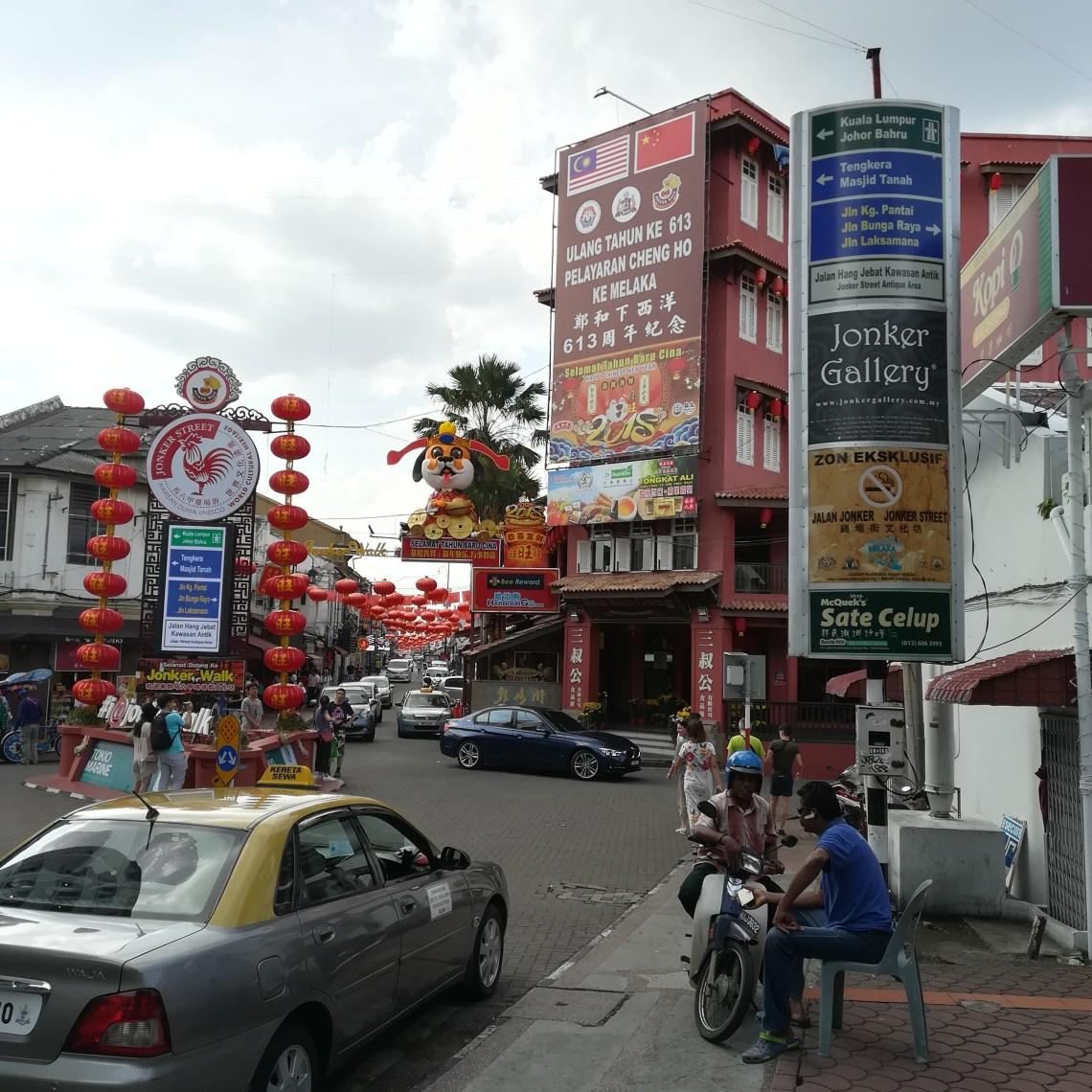 Blog voyage en Malaisie Malacca