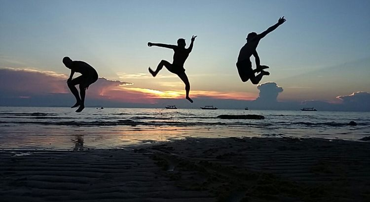 Ile de Tioman saut blog voyage