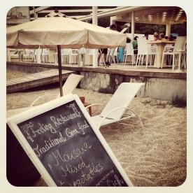 Lichnos beach Feeling Bar-Restaurant