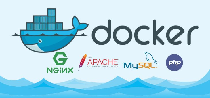 Create easy to use docker web development environment