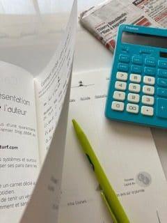 carnet du turfiste et de suivi des paris hippiques calculatrice paris-turf