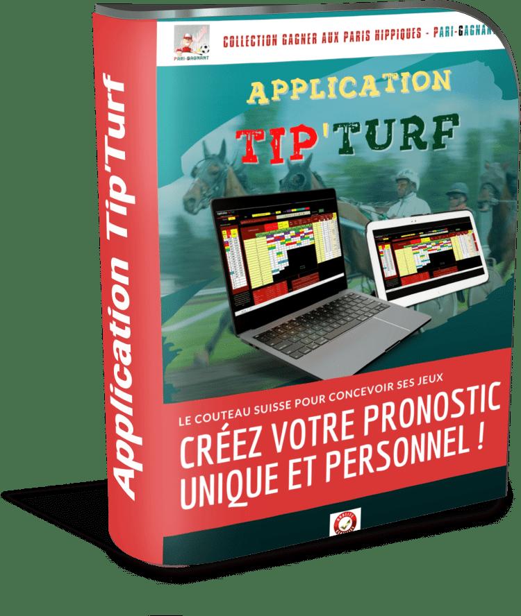 Pack de l'application Tip'Turf® - Créateur de pronostics personnels - Pari-Gagnant.com