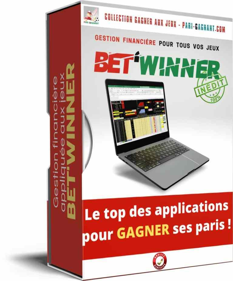 Pack Gestion financière Bet'Winner® - Gagner au Turf et aux paris sportifs - Pari-Gagnant.com