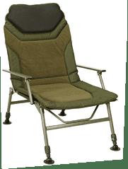 B-Carp Chair -Armrest Eco Fleece