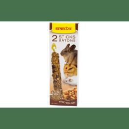 Benelux sticks knaagdieren noten