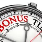 Les bonus des bookmakers
