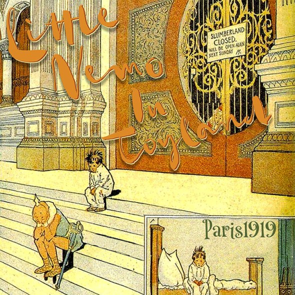 """Little nemo in toyland"" and album by Paris1919"