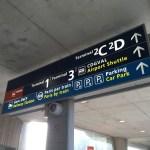 シャルル・ド・ゴール空港からパリディズニーへの行き方