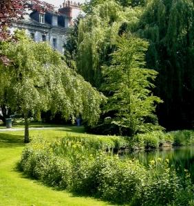 jardin public de tours