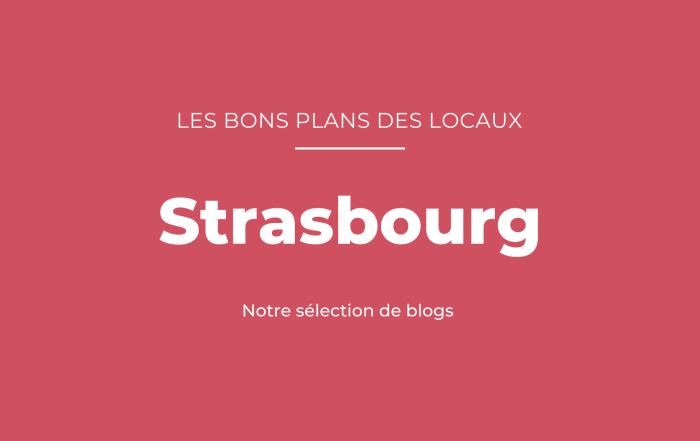 Notre sélection de blogs à Strasbourg