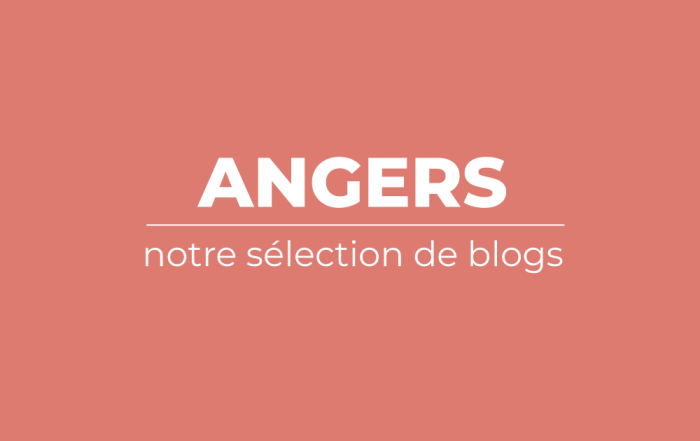 selection top blogs angers