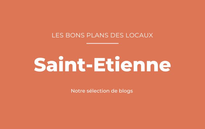 Notre sélection de blogs à Saint-Etienne