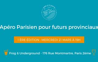 afterwork parisien pour futurs provinciaux