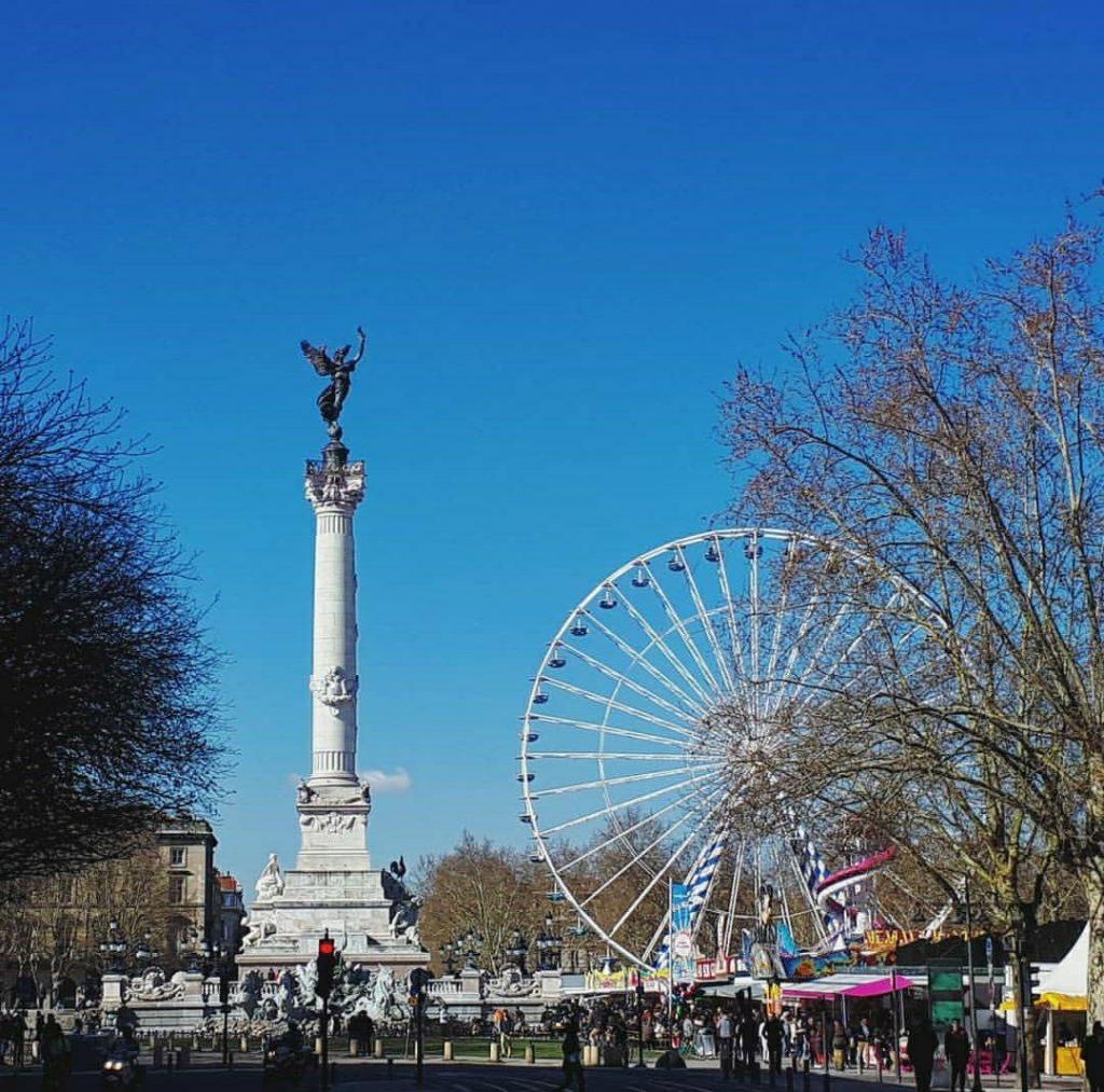 Nouvelle vie à Bordeaux