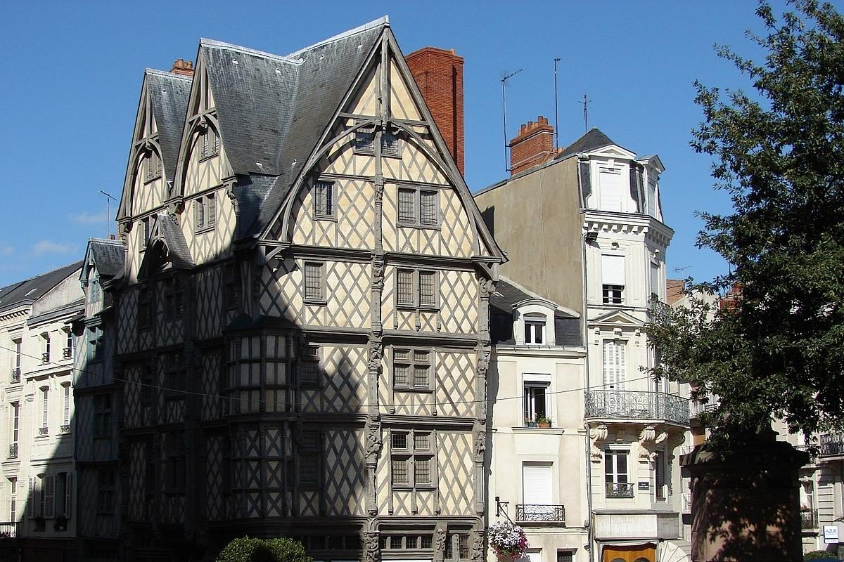 logement à Angers