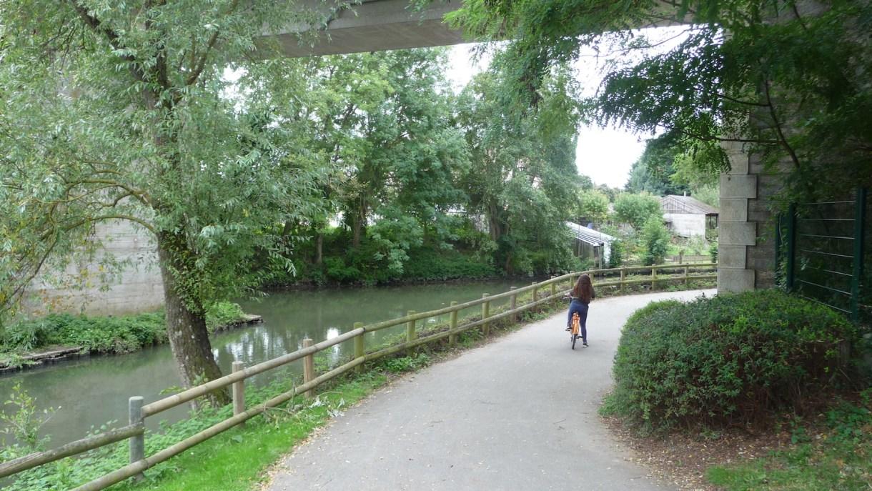 Plan vert, Chartres